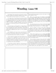 Page 1 of 12 Farmer Burns - Lessons in Wrestling & Physical ...