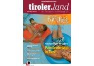 Journal 2/08 - Tirol - Familienpass
