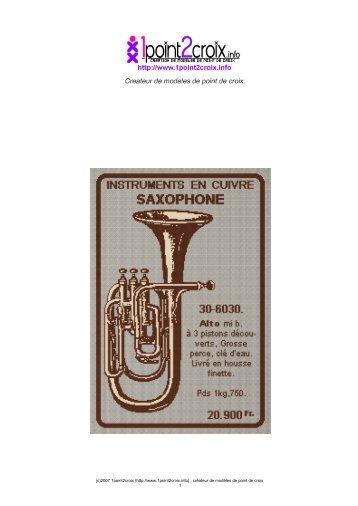 (c)2007 1point2croix (http://www.1point2croix.info) : créateur de ...