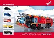 CARS & TRUCKS NEWS 07-08 2012 - Herpa