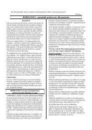BORELIOZA - poradnik praktyczny dla pacjenta