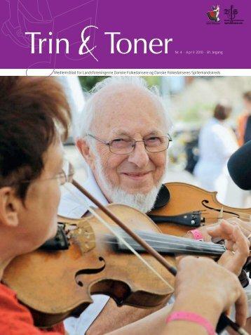 Trin & Toner - Spillemandskredsen.dk