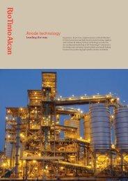 Anode technology - AP Technology