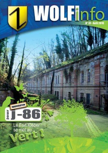 Wolfi Info n°31 - Wolfisheim
