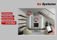 kx Systeme - Sonnendeal