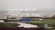 Sveriges havsmiljöpolitik