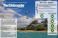 TKB October 2009 issue of The Kiteboarder Magazine