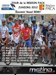Tour PACA 2011