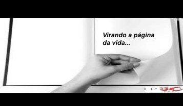 Virando a página da vida... - ipbg.org.br
