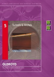 Oldroyd Tunnels and Arches (459k) - Safeguard Europe Ltd.
