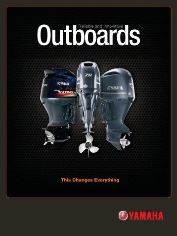 Yamaha Outboards 2011 Catalog