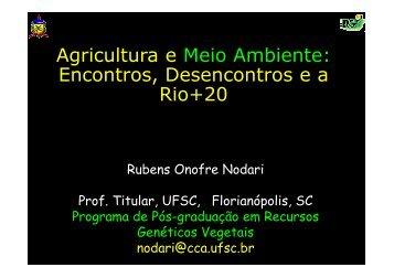 Rubens Onofre Nodari - Confea