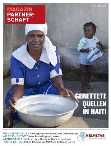 Magazin - Helvetas