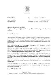 6iguskantsleri ettepanek elukohajargse kooli ... - Õiguskantsler