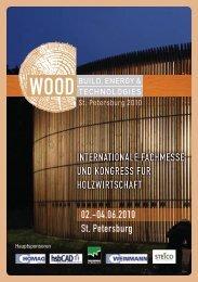 Woodbuild Flyer - architekten24.de