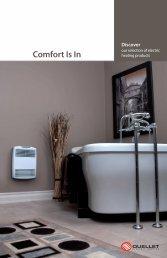 Comfort Is In - Ouellet Canada
