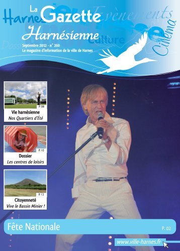 Septembre 2012 - Ville de Harnes