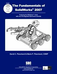 978-1-58503-410-9 -- The Fundamentals of SolidWorks 2007