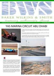 YAS MARINA CIRCUIT ABU DHABI - Arcanum Web Design