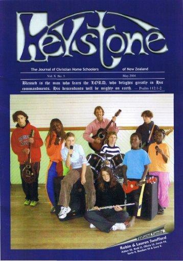 Keystone - Home Education Foundation