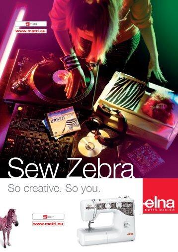 So creative. So you. - Elna