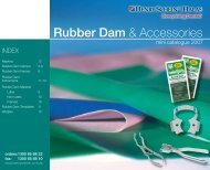 Rubber Dam & Accessories - Henry Schein Halas