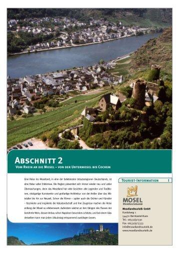 Karte Abschnitt 2 - ADAC