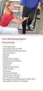 Physiotherapie - Seite 4