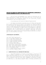Pleno de Constitución 11-06-2011 - Ayuntamiento de Balmaseda