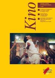 Titel Kino 1/2001 rv - German Film