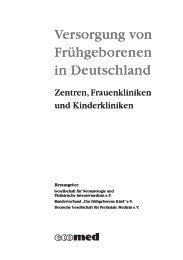 Sehr untergewichtige Neugeborene in Deutschland - Eltern.de