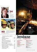 Nr. 4 – 2008 Vil spare 40 minutter daglig - Jernbaneverket - Page 3