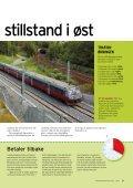 Nr. 4 – 2008 Vil spare 40 minutter daglig - Jernbaneverket - Page 7
