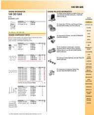 Engine Kit - Case-IH - Trusty Tractor