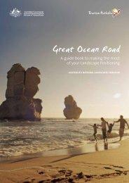 Great Ocean Road - Tourism Australia