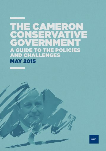 The-Cameron-Government-A-Guide-to-the-Policies-and-Challenges