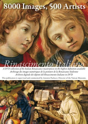 Rinascimento Italiano - Archivio Scala