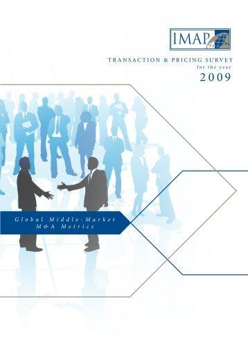 IMAP Transaction & Pricing survey 2009.pdf