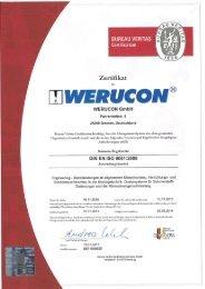 [l] winücou ® - Werucon Automatisierungstechnik GmbH
