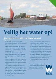 folder Veilig het water op 2014 DEF single page web