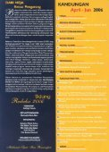 Buletin 2 (April-Jun, 2006) - Page 2
