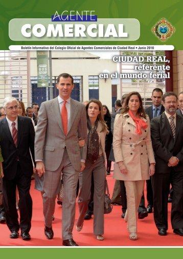 Ciudad Real, referente en el mundo ferial - Colegio de Agentes ...