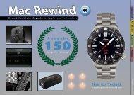 Mac Rewind - Issue 51/2008 (150) - MacTechNews.de - Mac Rewind