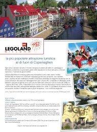 la più popolare attrazione turistica al di fuori di Copenaghen