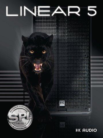 HK Audio Linear 5 L Sub 2000 A Aktiv-Subwoofer ... - Huss Licht & Ton