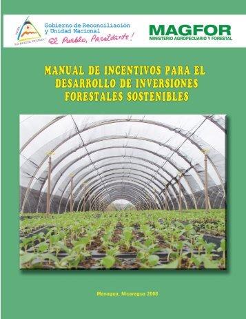 manual de acceso a los incentivos - magfor