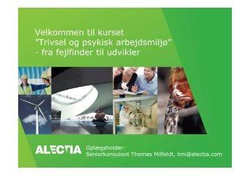 Trivsel og psykisk arbejdsmiljø - BAR Bygge & Anlæg