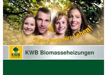 KWB Comfort Visio - a3GAST Expertenforum