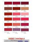 RAL Farbtonkarte / Carte de Teintes / Colour Card - Page 3