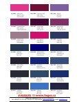 RAL Farbtonkarte / Carte de Teintes / Colour Card - Page 4